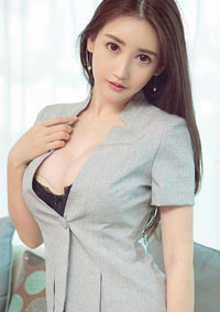 性感制服美女丰满诱惑少妇高清图_高...