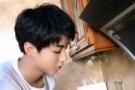 王俊凯直播做意大利面视频 一系列动作萌化网友