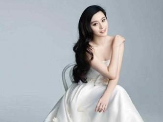 范冰冰最新婚纱照第[5]图片