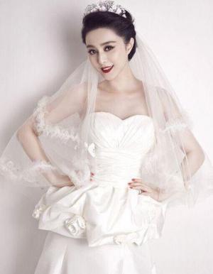 范冰冰最新婚纱照写真 - 第(11)张