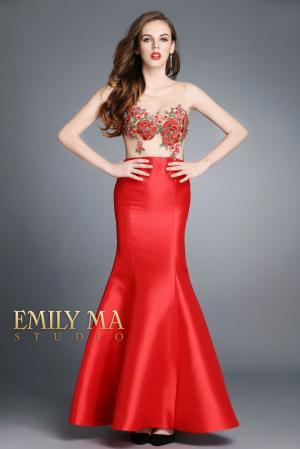 红色礼服系列