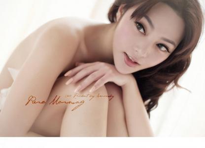 冯雨芝挑战全裸写真