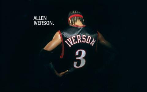 NBA球员阿伦·艾弗森第[2]图片
