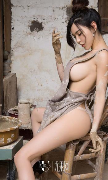 颜爱泽沈嘉熹于思琪中秋瓷人体艺术福利写真图集