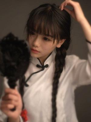 清纯甜美南笙安写真图片[4]