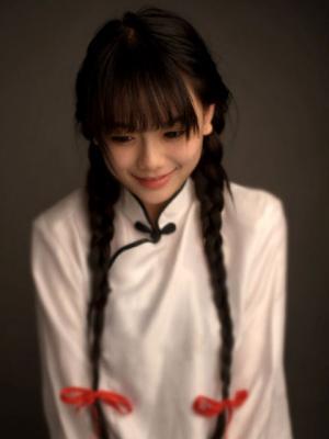 清纯甜美南笙安写真图片[7]