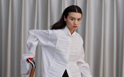 新生代影后周冬雨马思纯春夏杂志写真图片
