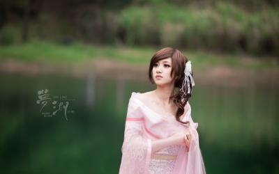 夢湖小雅美女壁纸1920X1200【19P】_高清桌面壁纸图片[1]