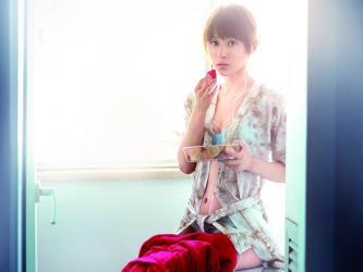贾青美女写真壁纸1600X1200【14P】_高清桌面壁纸第[6]图片