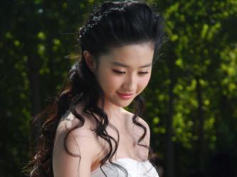 美女刘亦菲壁纸第[6]图片