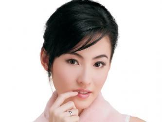 张柏芝美女壁纸1600X1200_高清桌面壁纸