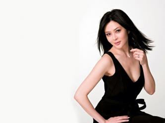 香港美女明星关之琳写真桌面高清桌面壁纸