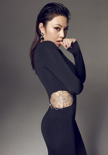 美胸女王冯雨芝无圣光艺术摄影图片写真专辑