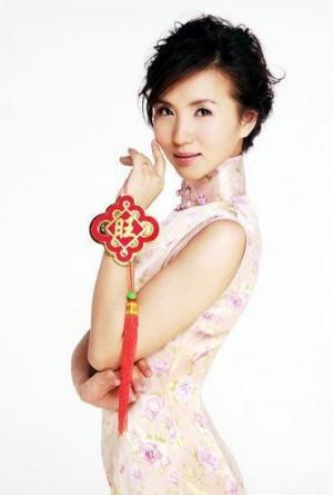 中国旗袍装