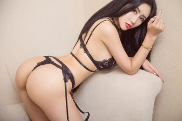 性感美女艾霓莎薄纱湿身蜜臀诱人图片[19]
