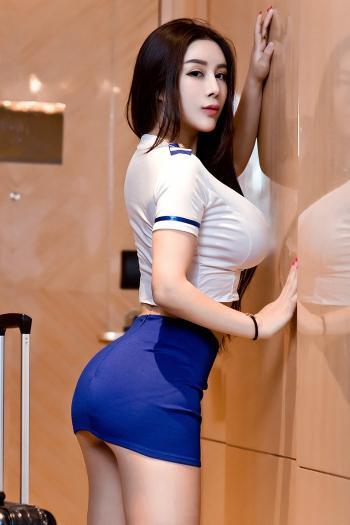 妖媚熟女少妇雪千寻巨乳肥臀写真第[5]图片