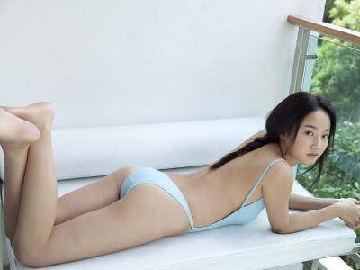 日本少女高嶋香帆KahoTakashima情趣内衣秀诱惑海边大图片图片[56]