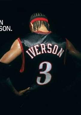 NBA球员阿伦·艾弗森