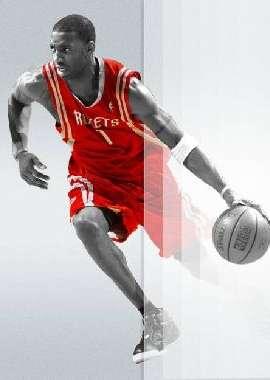 美国NBA篮球运动员艾弗森