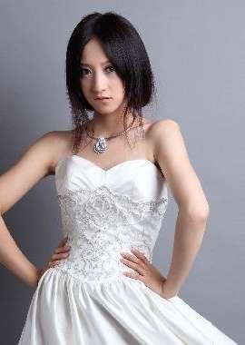 王若涵婚纱照壁纸_高清桌面壁纸