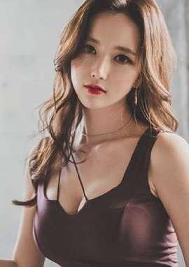 韩国美女模特性感写真壁纸图片_高清桌面壁纸