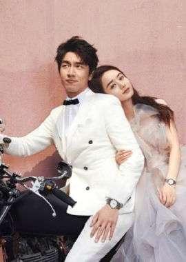 赵丽颖林更新婚纱写真高清桌面壁纸_高清桌面壁纸