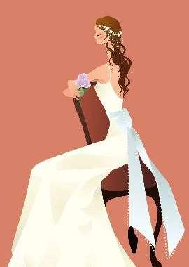 婚礼庆典美女新娘桌面壁纸1920x1200_高清桌面壁纸