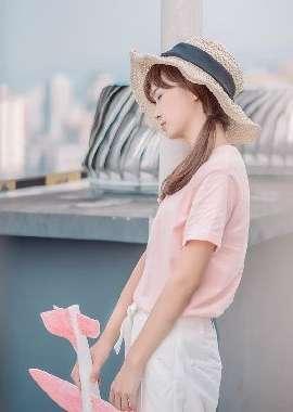 日系小清新美女唯美写真桌面壁纸大全_高清桌面壁纸