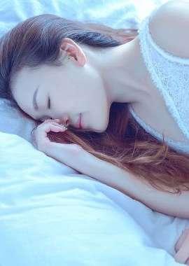 純美清純白色蕾絲寂寞女子私照寫真桌面壁紙_高清桌面壁紙